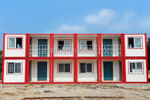 Steel Material module container homes china, mobile houses