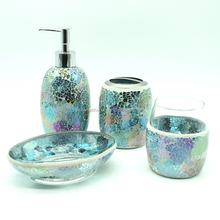 Gl Mosaic Bathroom Accessories Supplieranufacturers At Alibaba