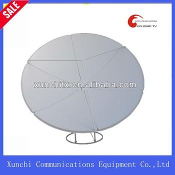 C/ku Band 2.4m 240cm Mesh Dish Antenna Tv Dish Satellite Antenna ...