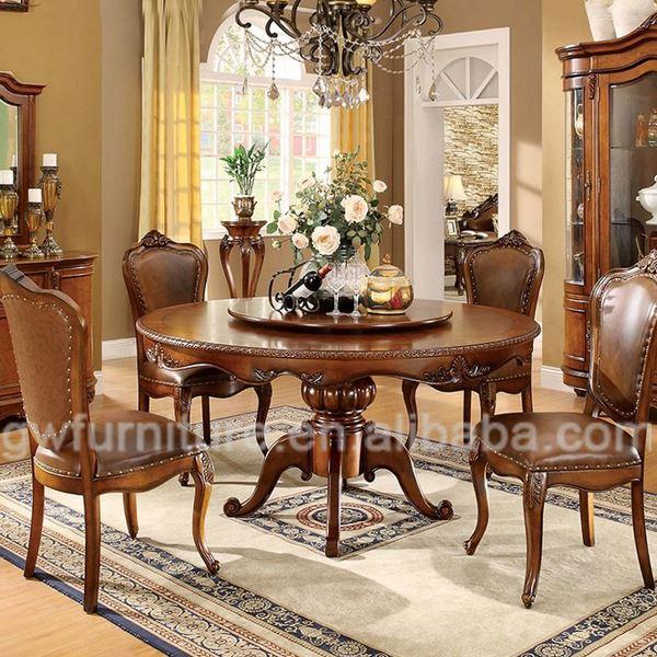 antigo estilo francês de móveis sala de jantarConjuntos para sala