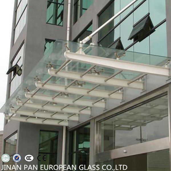 China Supplier Tempered Glass Roofbuilding Glass Roofceccciso
