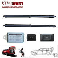 Land Cruiser electric tail gate lift system