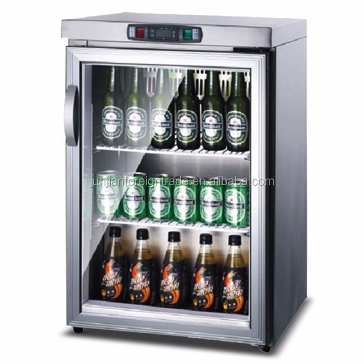 Encimera refrigerador solo enfriador de botellas de - Nevera para cerveza ...