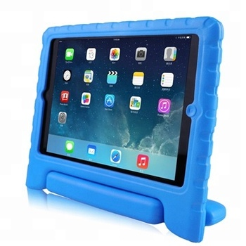 Kids cover for iPad air tablet shock proof eco-friendly kids eva foam case shell for iPad 5 tablet