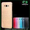 Mobile Phone & Accessories TPU PC Aluminum Hard Brushed Metal Bumper Cell Phone Back Case Cover For Samsung Galaxy J7