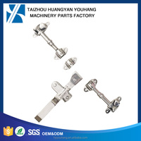 Truck Container Vessel Door Bar Lock Assembly System