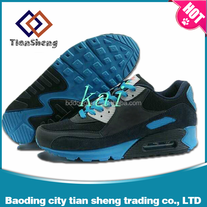 baoding sports shoes for air running sneakers max cycling shoe,hot selling 90 and 87 max style trainer