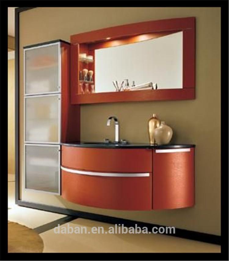12 Inch Deep Italian Bathroom Vanity/curved Bathroom