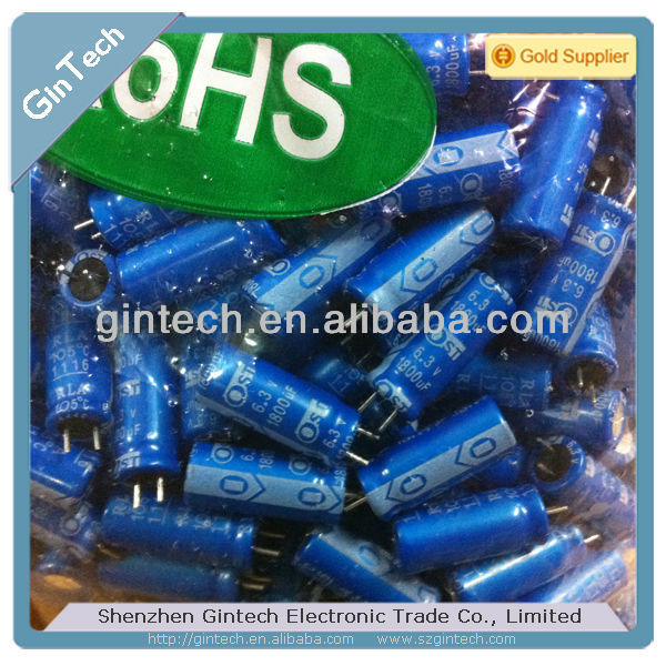 Electrolytic Capacitor 6.3V 1800uf OST 8X20