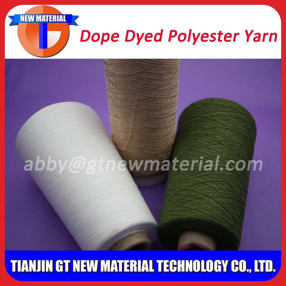 100% POLYESTER YARN DTY FDY POY 75D-600D manufacture Korea