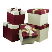 China Suppliers New Products Gift Paper Box
