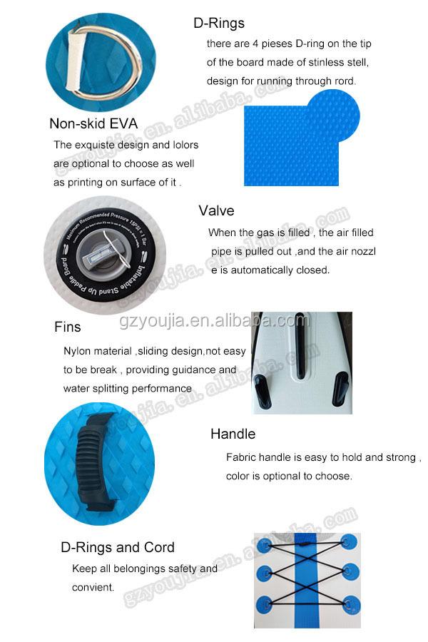 ขายร้อนคุณภาพสูง Youjia โรงงานขายส่ง inflatable กระดานโต้คลื่น hydrofoil jet surf ราคากระดานโต้คลื่นสำหรับขายปรับแต่ง