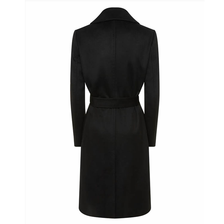 Popular Mongolian Wool Cashmere Coats Women