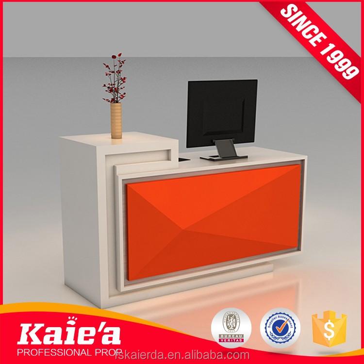 2017 Kaierda Modern Wood Cash Counter Design For Shop