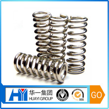 Custom alloy steel coil helical heavy duty compression spring