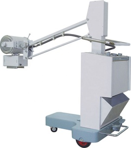 50ma trolley based mobile X ray machine / 3KW high frequency cheap x ray machine price