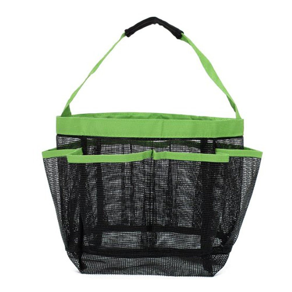 Buy Shower Caddy Tote, Iwotou 8 Pockets High Capacity Quick Dry ...