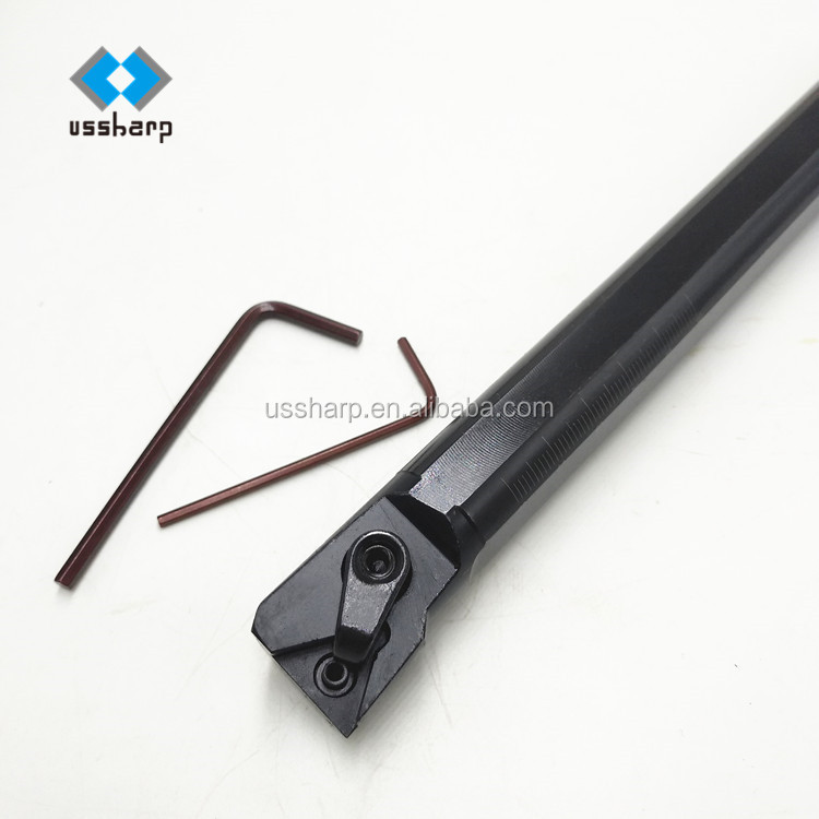 1P 91° MTFNR2525M16 CNC Lathe Turning Tool Holder For TN*1604**insert