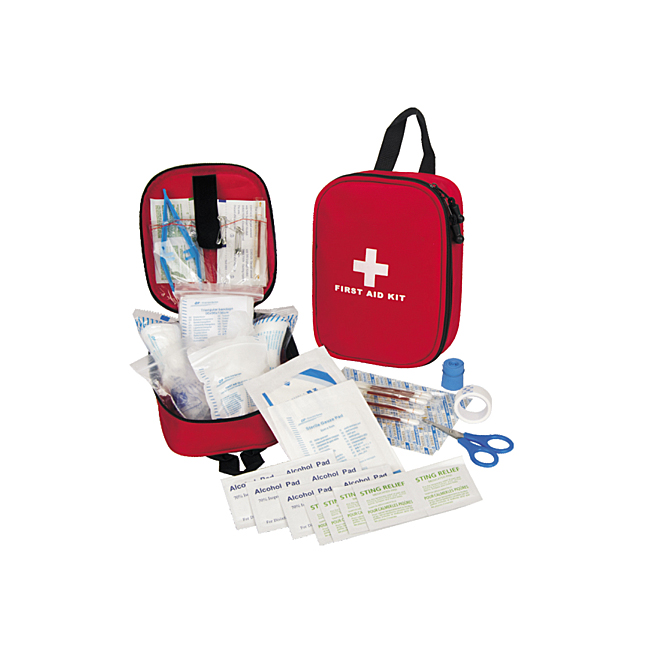 Back To Search Resultssports & Entertainment Picnic Bags Trustful Empty Small 25*18*8cm Professional For Travel And Sports Emergency Survival First Aid Kit Medical Bag