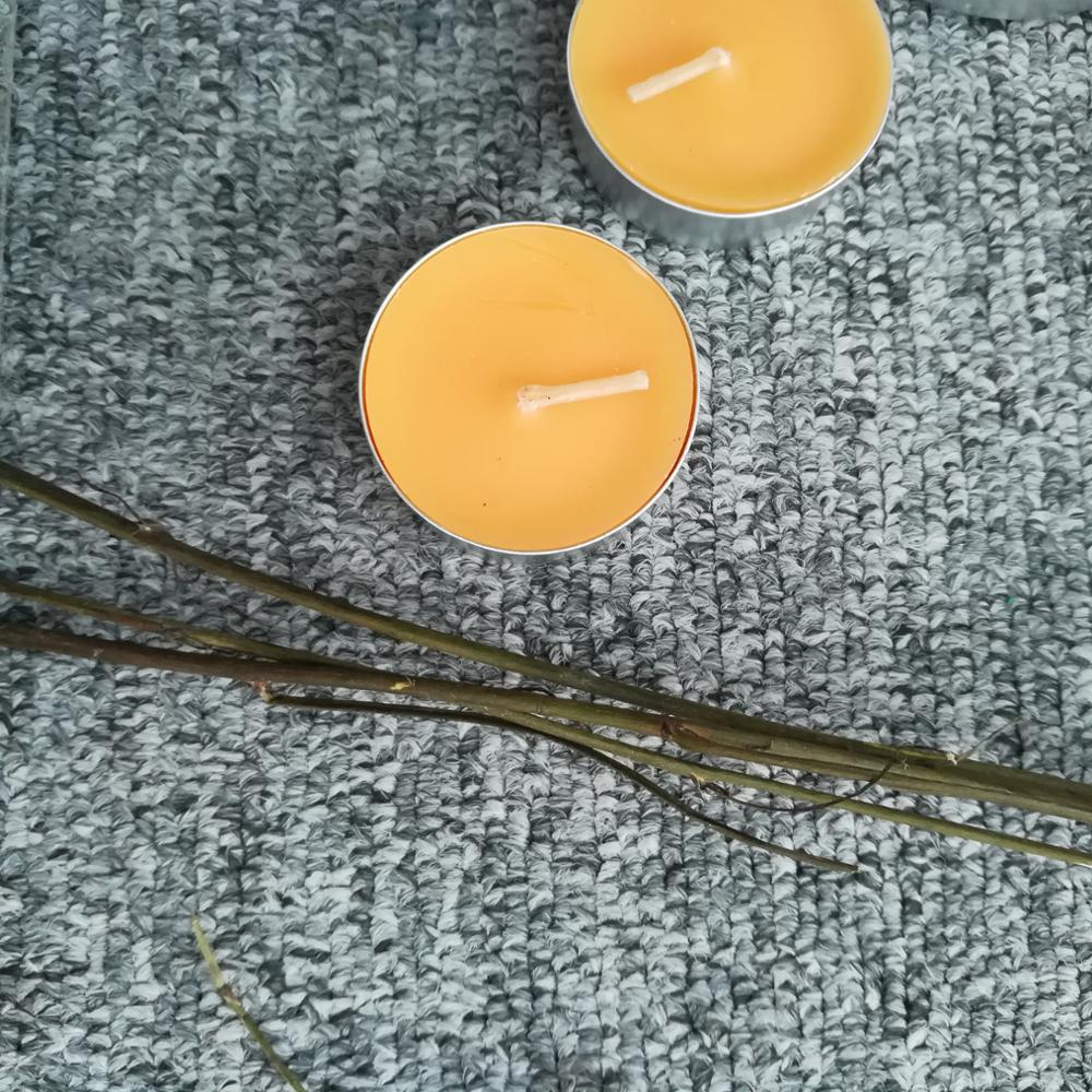Nordic decorative design fragrance oil factory supplier manufacturer tealight candles