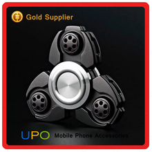 [UPO] Hot Selling EDC Fidget Toy EDC CKF Russia Bearing Metal Aluminum alloy Hand Fidget Spinner