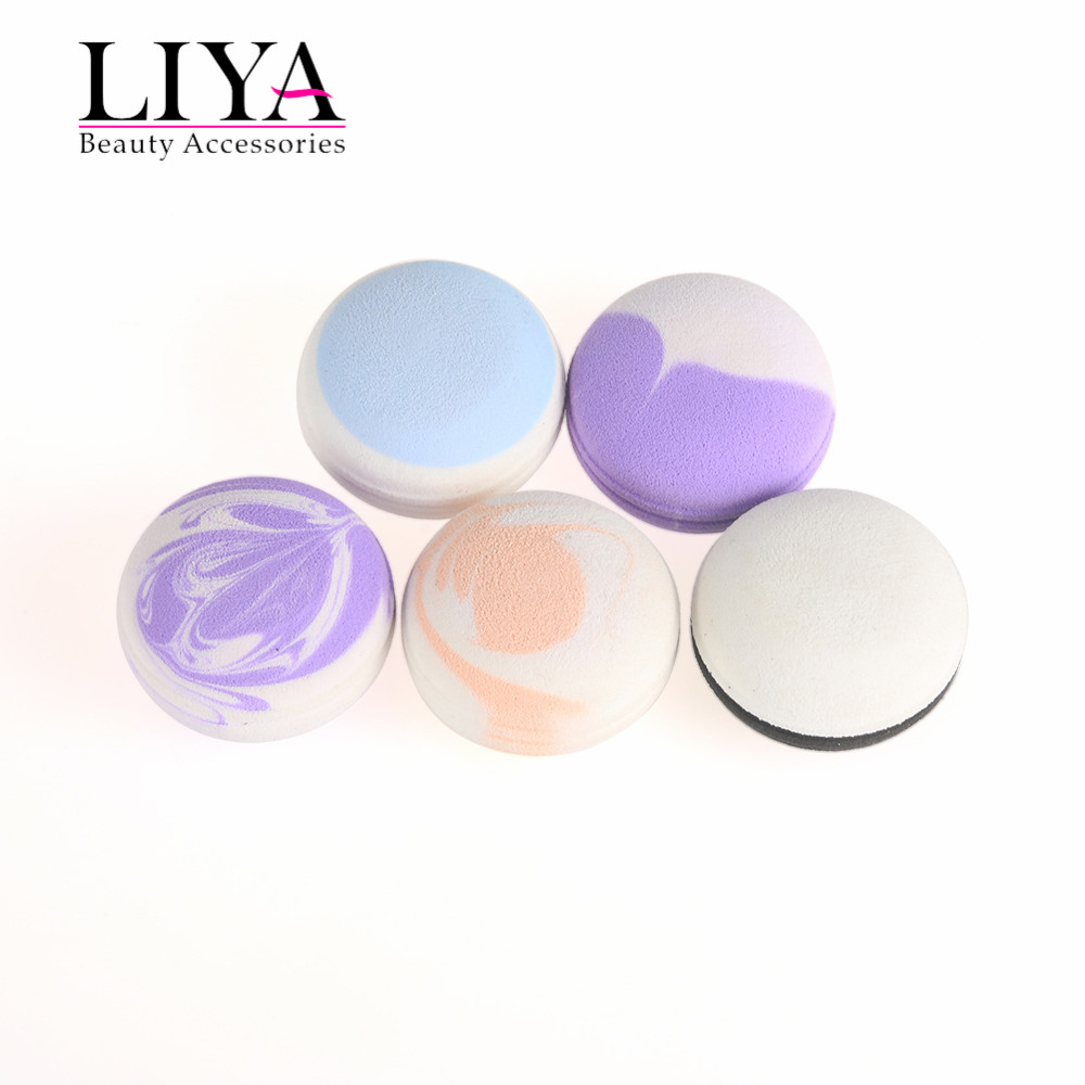 Cosmetic Puff Able 1-6pcs Cosmetics Makeup Sponge Foundation Puff Bigger In Water Face Powder Contour Make Up Sponge Tool Kits Wholesale Ample Supply And Prompt Delivery