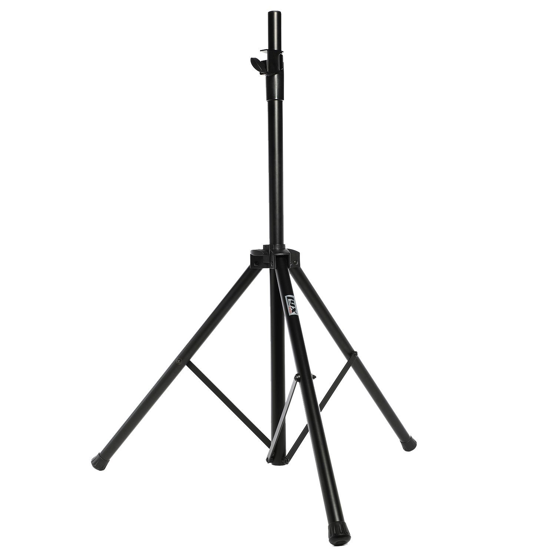 LyxPro SKS-50 Air-Lift Speaker Stand 6 feet Adjustable Height Tripod Airlift Technology Speaker Stand Auto Lift Raising Speaker Stand for Easy Hoisting