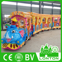 Top quality mini used modern cheap amusement park train rides for sale for indoor playground for sale