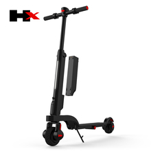 HX6 3 wheel self balancing electric scooter with removable li-ion battery for Singapore