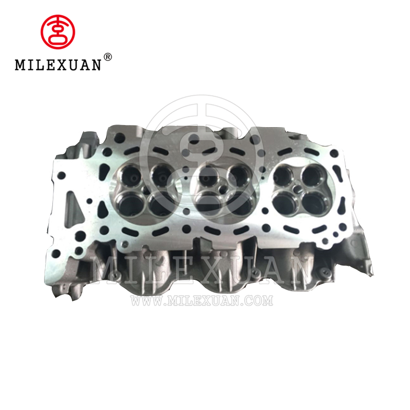 Milexuan 국제 Auto Parts 예비 엔진 Cylinder Head Assembly 11102-39235 Cylinder Head 대 한 Toyota 1110239235
