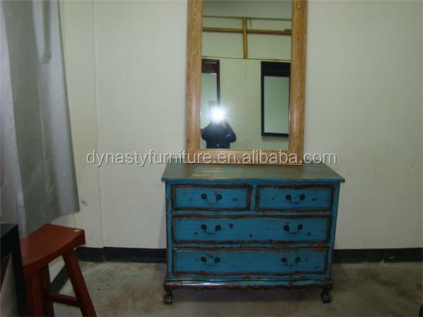 muebles de sala de madera gabinete de la esquina de muebles de poca