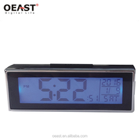 Promotional Cheap Fancy Design Living Room Digital Clock Insert