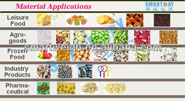 new multihead checkweigher scale factory for food packing-4