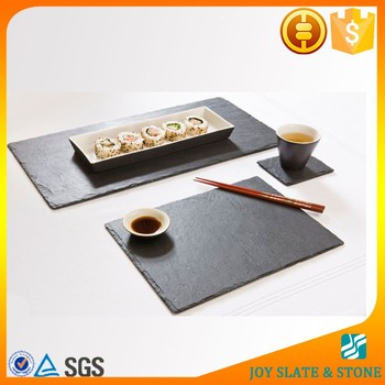 China factory slate dinner set/natural stone tray tableware  sc 1 st  Alibaba & China Factory Slate Dinner Set/natural Stone Tray Tableware - Buy ...