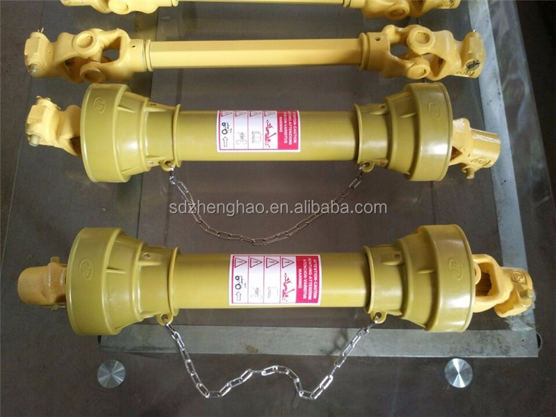 pto shaft sizes/pto shaft tractor supply/pto tractor, View pto small  tractor, zhenghao Product Details from Yucheng Zhenghao Machinery  Manufacturing