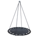 High Quality 100cm Round Garden Fabric Hanging Net Baby Hammock Swing Chair