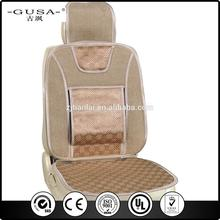 High Quality Mesh Waist Cushion / chair mesh back lumbar support bamboo Car Seat Protector wholesale