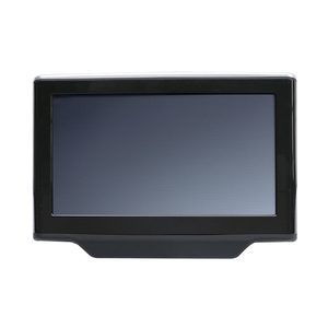 China factory android 10.1 inch car rear seat wifi monitor for audi a6 entertainment