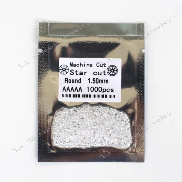 Direct Manufacturer AAAAA grade SIGNITY cubic zirconia 1.50mm cz stone