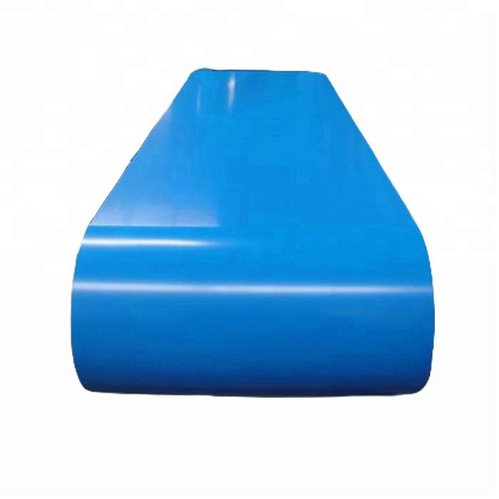 بيبسي أزرق اللون المغلفة المجلفن لفائف