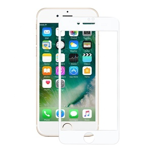3D Premium Real Screen Protector Tempered Glass Film For iPhone 6/6 Plus