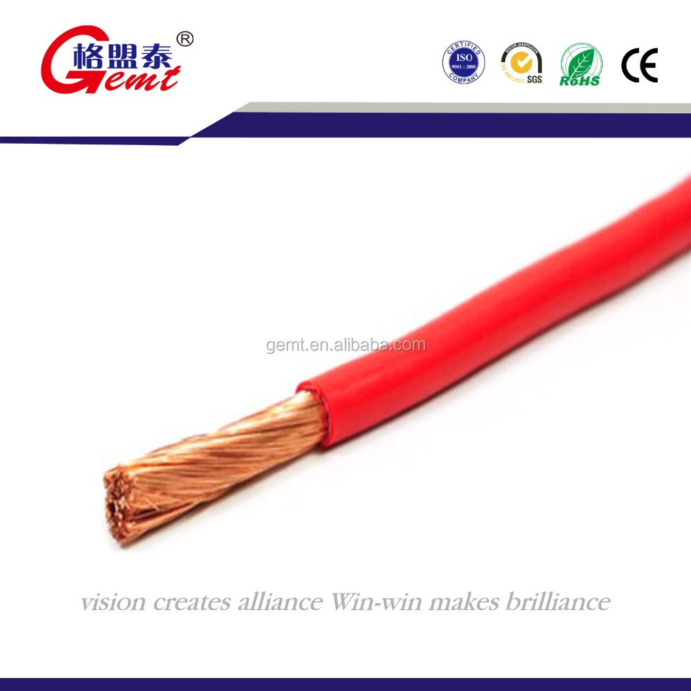 Magnificent Thick Bendable Red Wire Photos - Electrical and Wiring ...