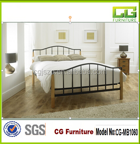 Best price twin size metal bed factory offer