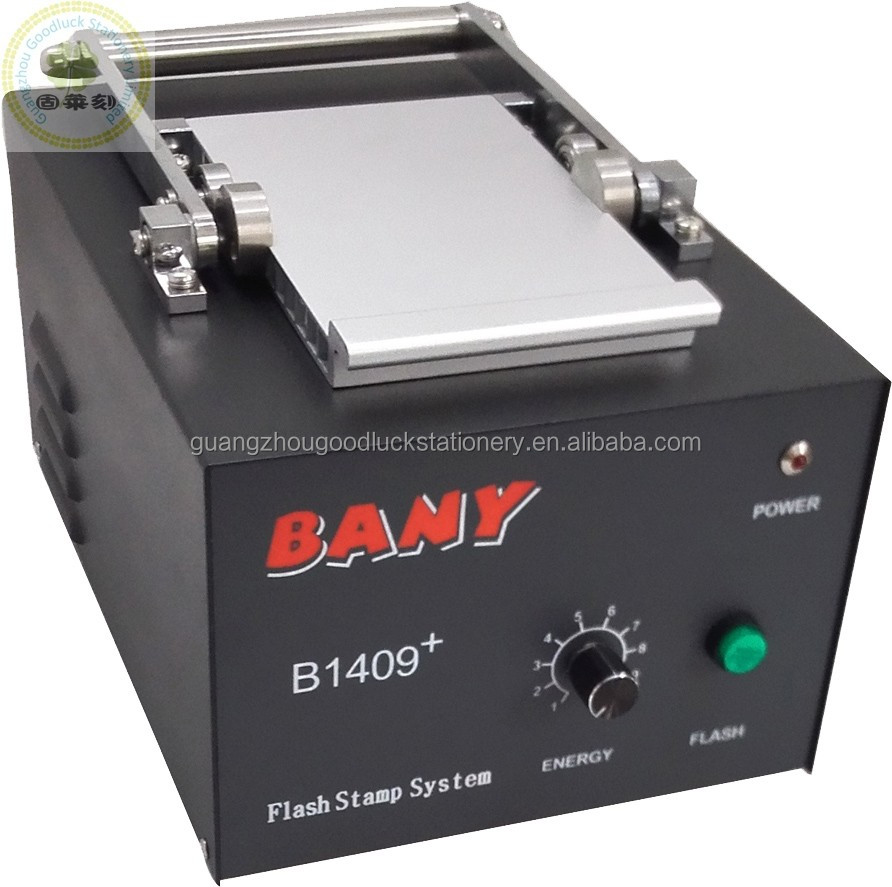 Photosensitive seal machine/FLASH stamp machine/ Mini Flash Photosensitive Stamp Machine