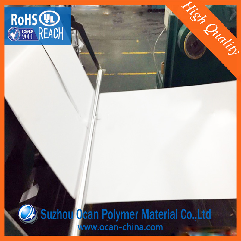 Superior White High Quality Output Extrusion Die Rigid PVC Sheet