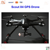 The newest model Walkera Scout X4 GPS Drone RC Quadcopter Helicopter Quadcopter drone support gopro camera