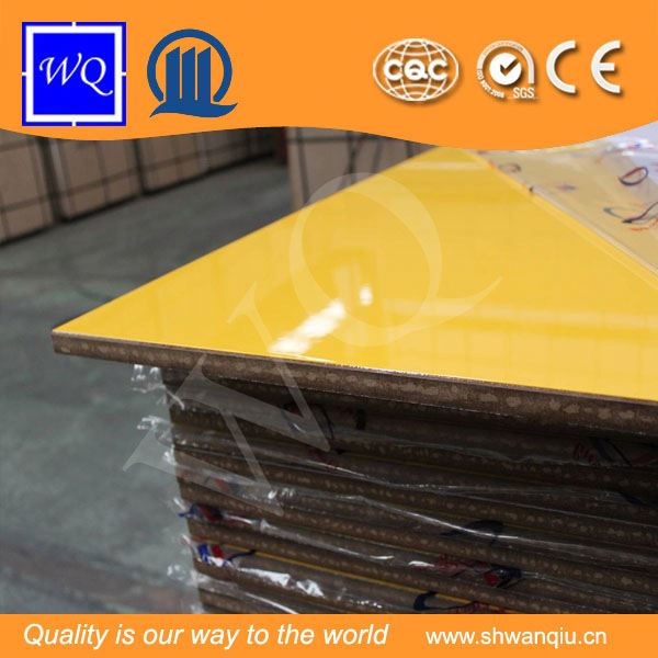 MDF High Gloss UV Lacquered Board / UV MDF Wood