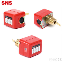 SNS factory direct high quality water pump flow switch, water flow switch, water flow