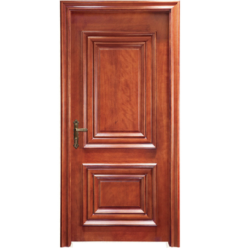 Hs-yh8054 Stylish Solid Wood Front Interior Door Design - Buy Solid Wood  Front Door,Solid Wood Interior Door,Stylish Wood Door Design Product on