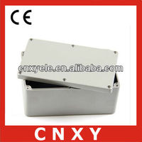 IP65 Outdoor Die Cast Aluminum Junction Enclosures / Metal Aluminum Electric Control Box